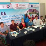 Se prepara Celaya para la Segunda Jornada Municipal de Deporte Adaptado