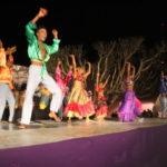 Se llevó a cabo el Festival Internacional del Folklor en Comonfort