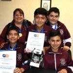 Alumnos celayenses representaran a México en el mundial de robótica en China